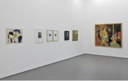 Das Abenteuer unserer Sammlung II, Kaiser Wilhelm Museum, Krefeld, 2017,  Ausstellungsansicht