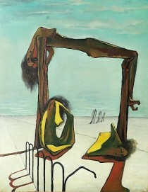 Ramsès Younane, Untitled, 1939, Öl auf Leinwand, 47 x 36,50 cm