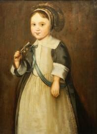 Jacob Gerritsz. Cuyp, Mädchen mit Rassel, 1649