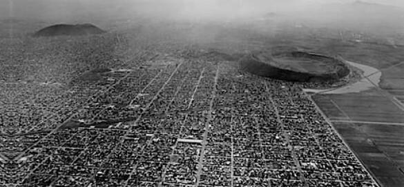 Balthasar Burkhard, Mexico City, 1999