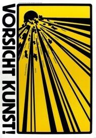 Klaus Staeck, Vorsicht Kunst, 1982