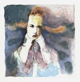 Cornelia Schleime, Aus der Reihe: Seidenspinnerei (728), 2017
