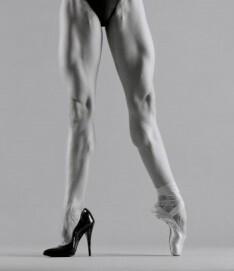 Gert Weigelt, Ballet is woman, 1995
