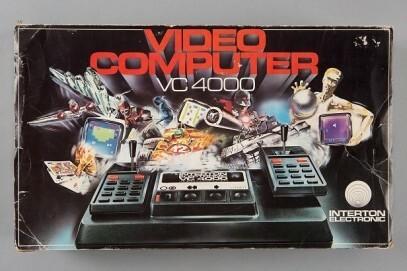 "Die ""VC 4000-Konsole"" des Kölner Hörgeräteherstellers Interton Electronic (1978–1983)"
