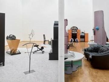 Ausstellungsansicht Henrike Naumann. 2000 (11. März - 10. Juni 2018)