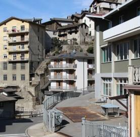 Premana, Schneidwarenstandort auf 1.000 m Höhe in der Provinz Lecco, Lombardei
