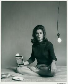 Judy Tredwell, Silbergelatineprint, 20 x 25 cm, 1961/62
