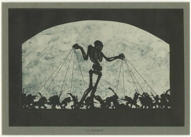Melchior Grossek, Kampf, 1923