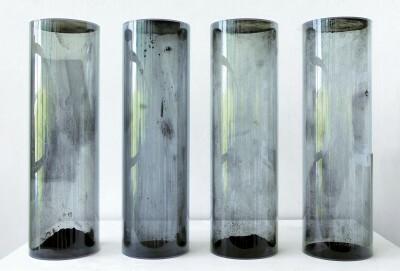 Erich Reusch: Elektrostatische Objekte, 2014
