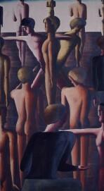 Oskar Schlemmer, Fünfzehnergruppe, 1929