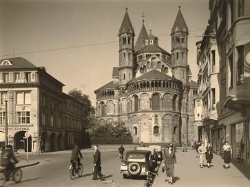 St. Aposteln, um 1936