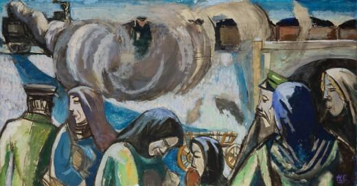 Heinrich Seepolt, Notjahre, der Kohlenklau