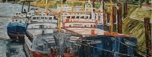 Hafen in Farbe – Dmitrij Surkov