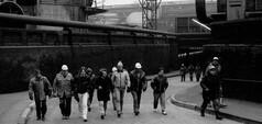 Arbeitskämpfe: Fotografien von Michael Kerstgens