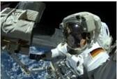 Astronaut zu Gast in den Römerthermen