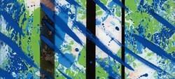 Jochem Poensgen. Affinité/Wahlverwandt - Hinterglasmalerei und Glasbilder