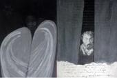 Treppenhausausstellung: Exiliert – Nelly Sachs und Heinrich Heine