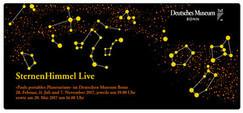 SternenHimmel Live. Pauls portables Planetarium