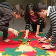 Mathematik zum Anfassen – Die Mitmachausstellung rund um Zahlen und Formen