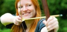 Bogenbau und Steinzeittechnik