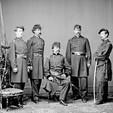 Im Felde verwundet - Bilder aus dem Amerikanischen Bürgerkrieg