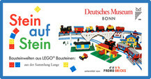 Stein auf Stein – Bausteinwelten aus LEGO® Bausteinen aus der Sammlung Lange