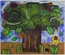 Carroll Dunham/Albert Oehlen: Bäume/Trees